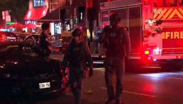 Image result for Toronto shooting leaves 2 dead including gunman, 13 hurt