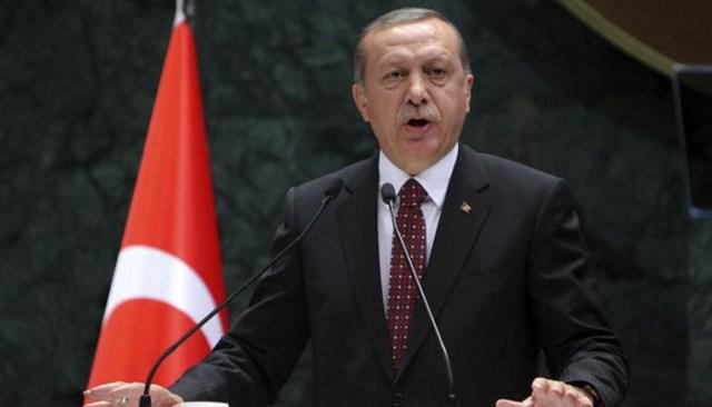 Image result for Turkey's Erdogan warns US over sanctions threat