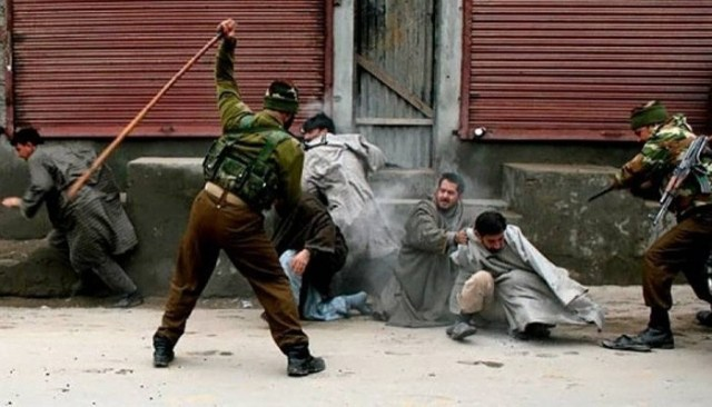 Image result for UN rights chief says he stands by report on human rights violations in Indian occupied Kashmir