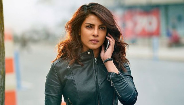 Image result for Priyanka Chopra pens emotional note as 'Quantico' comes to an end