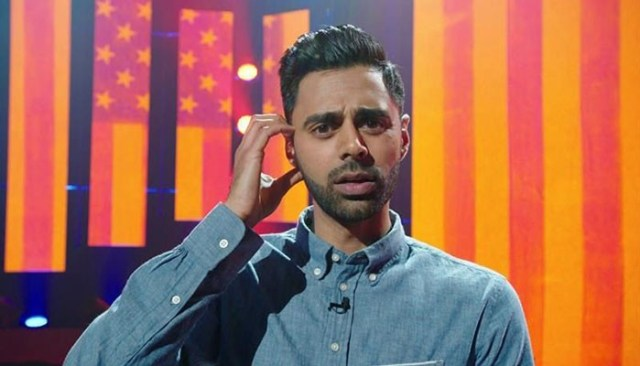 Image result for Hasan Minhaj's Netflix show 'Patriot Act' to premiere in October