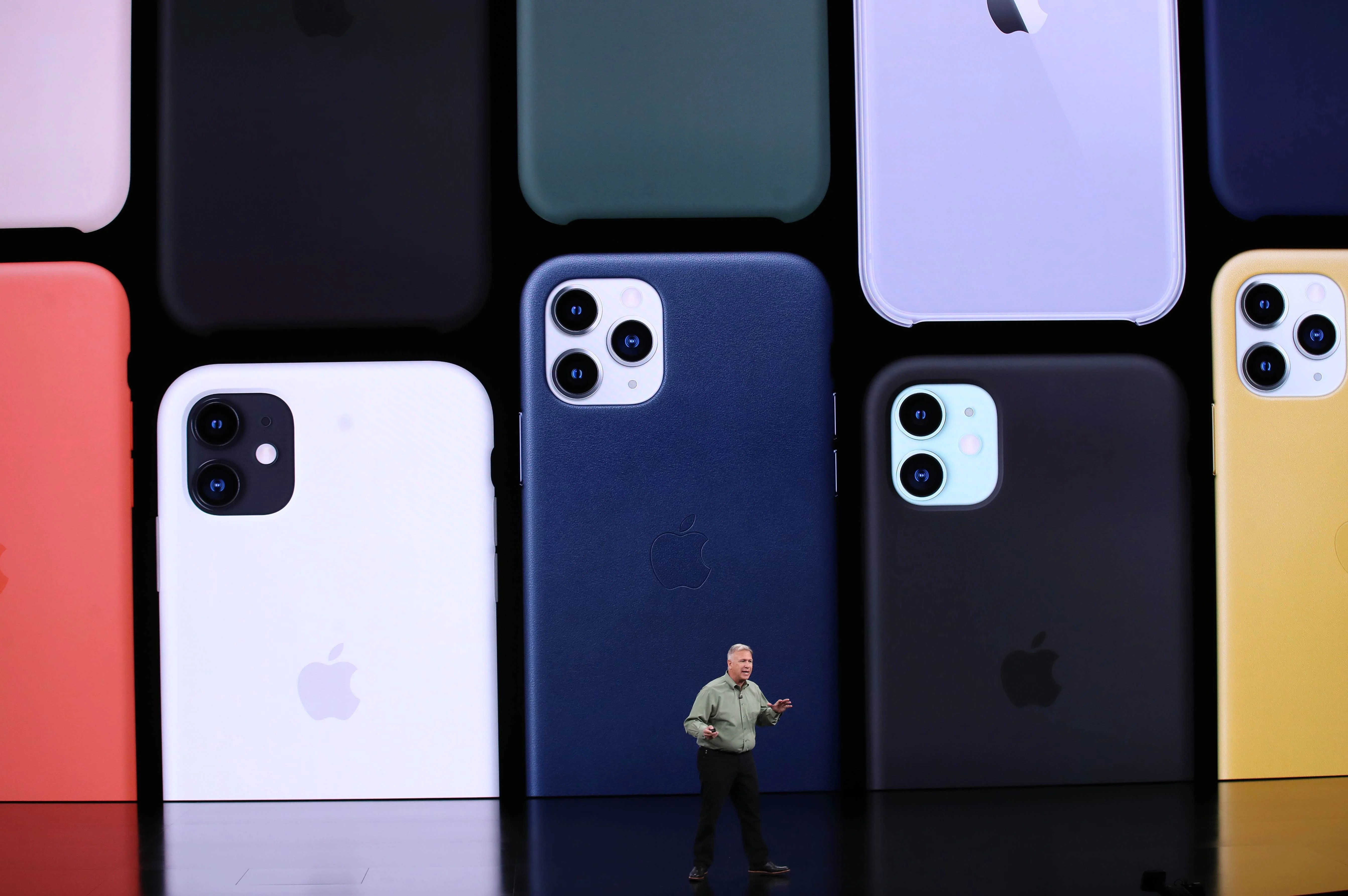 Midnight Green Among Brand New Colors For Apple S New Iphone 11