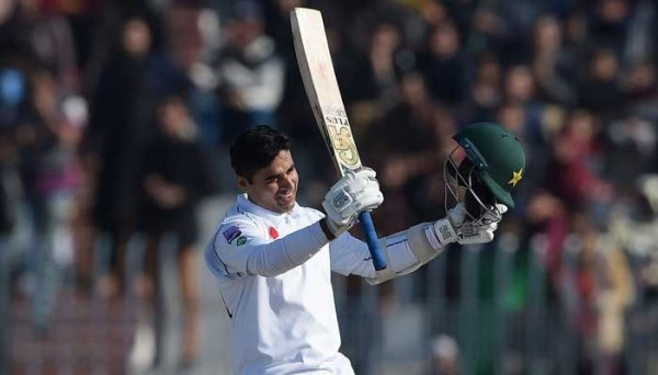 Abid Ali scores maiden ton as Pakistan, Sri Lanka Test heads for draw