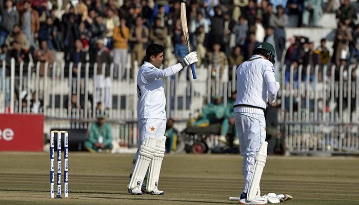Abid Ali wins hearts on social media with debut ton