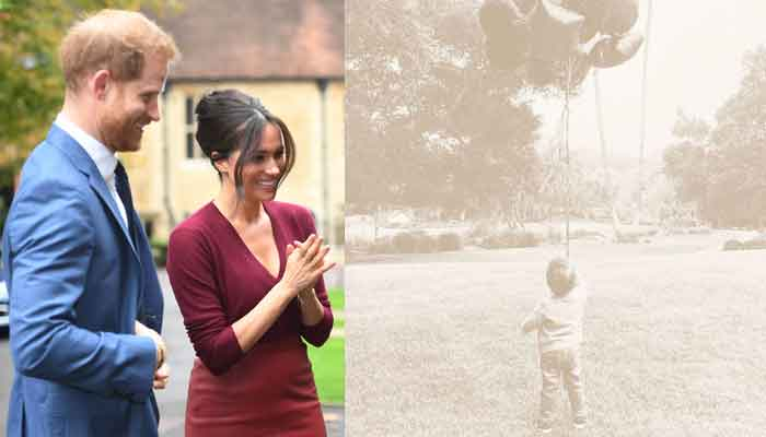 349107 5512803 updates Meghan Markle and Prince Harry share Archie's new picture