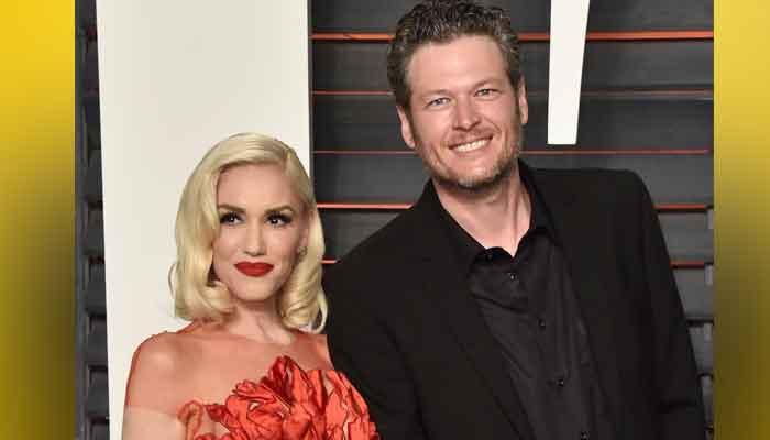 352037 9371386 updates Blake Shelton shares new details about his wedding to Gwen Stefani