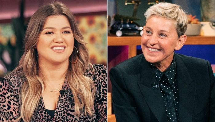352112 41737 updates Kelly Clarkson takes over Ellen DeGeneres's primetime spot