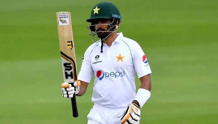 Babar Azam out of ICC's top 10 Test Batting Ranking