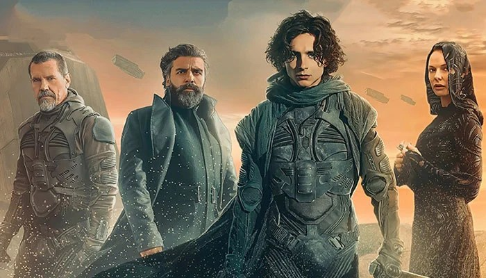 Dune to lead Toronto film festivals return to in-person moviegoing