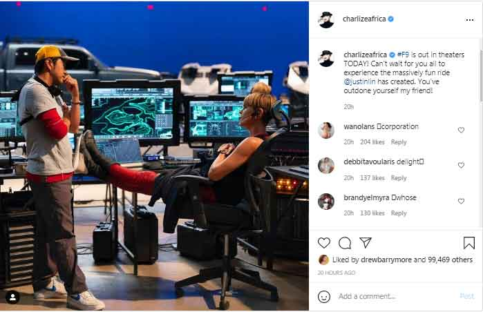 Fast & Furious 9: Charlize Theron says Justin Lin has outdone himself