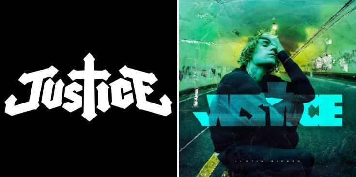 Justin Bieber faces controversy over artwork on album Justice cover