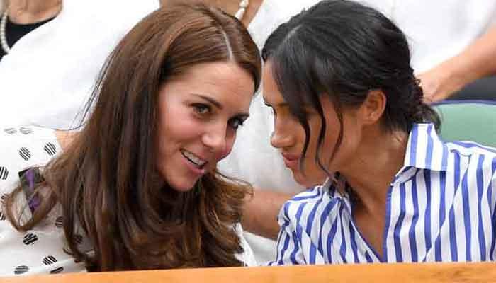 Kate Middleton secretly approaches Meghan Markle