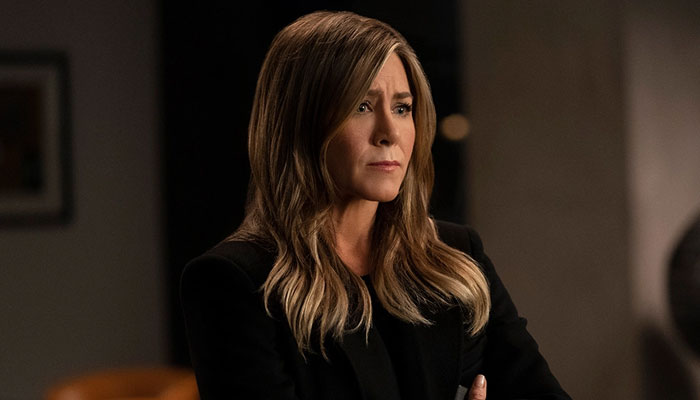 Jennifer Aniston lists the challenges of filming 'The Morning Show' amid pandemic