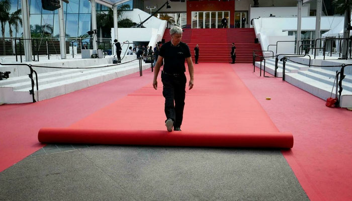 Cannes´ green push faces industry´s rubbish record