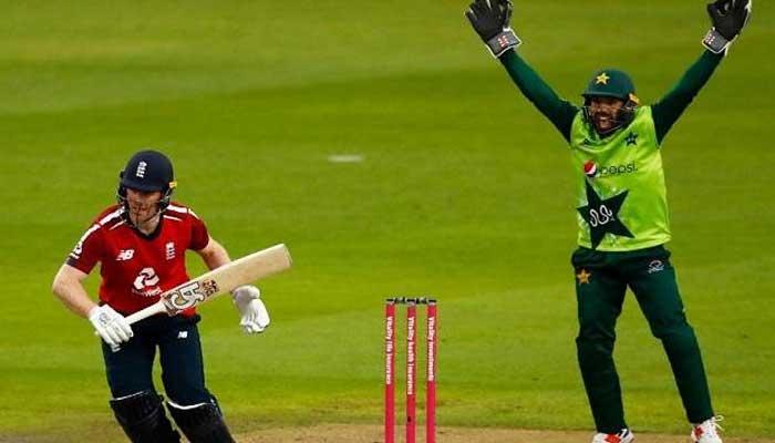 File photo of a Pakistan vs England match.
