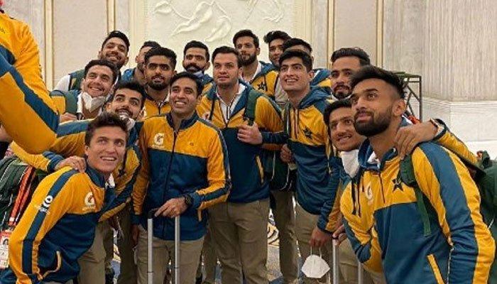 Photo of the Pakistan Cricket Squad — PCB.