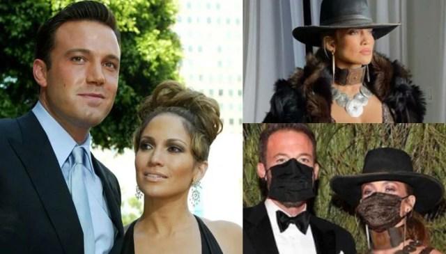جینیفر لوپیز اور بین ایفلک نے اپنے رومانوی اشارے سے میٹ گالا میں لائٹ لائٹ چوری کی۔