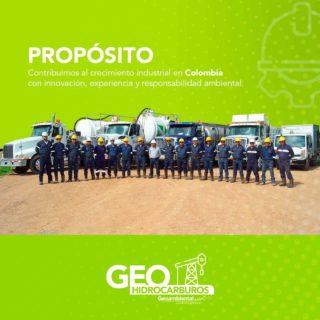 Nuestro propósito es contribuir al crecimiento ambiental en Colombia con innovación, experiencia y responsabilidad ambiental🍃 Somos una empresa Colombiana con más de 31 años de experiencia el el sector de hidrocarburos e industría, con vasta presencia y experiencia en las principales zonas de exploración y explotación de hidrocarburos🏗. Geoambiental S.A.S. confianza, seguridad, legalidad y responsabilidad ambiental 💯 📱 PBX: + 57 (1) 678 00 48 📱 CEL: 321 438 2797 - 323 274 5146 📧 geoambiental@geoambiental.com 🌐 www.geoambiental.com #ambiente #tratamiento #disposicionfinal #residuos #industri #hidrocarburos