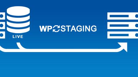 WP Staging – DB & File WordPress Migration (plugin)
