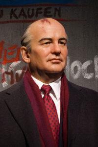 Mikhail Sergeyevich Gorbachev