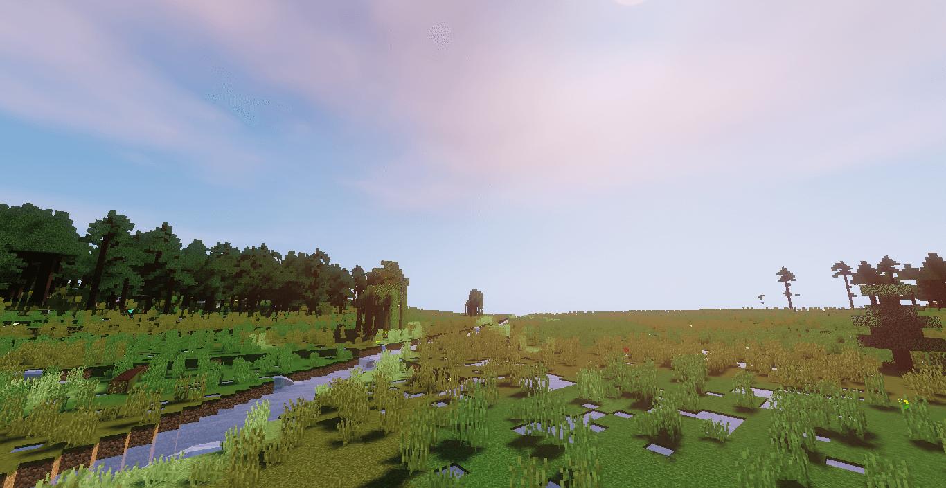 The Bialowieza Forest in Minecraft - GeoBoxers