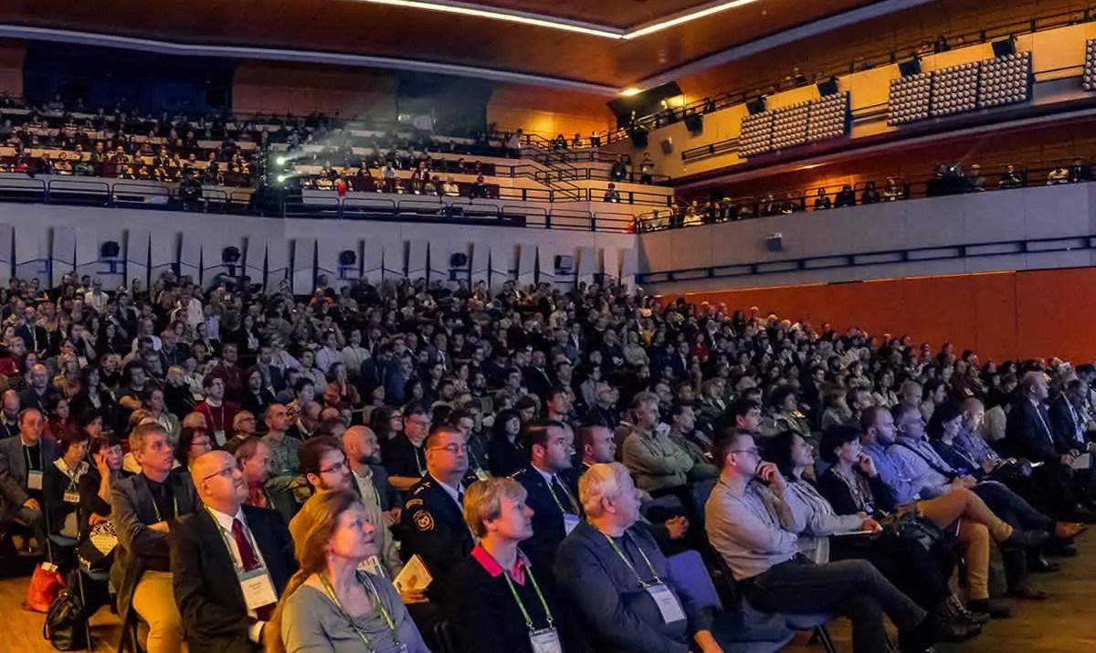 konference GIS Esri v Praze 2017 / GeoBusiness