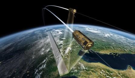 satelitní průmysl