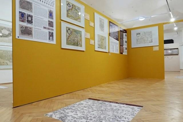 V Přerově se koná výstava o Komenského mapě Moravy