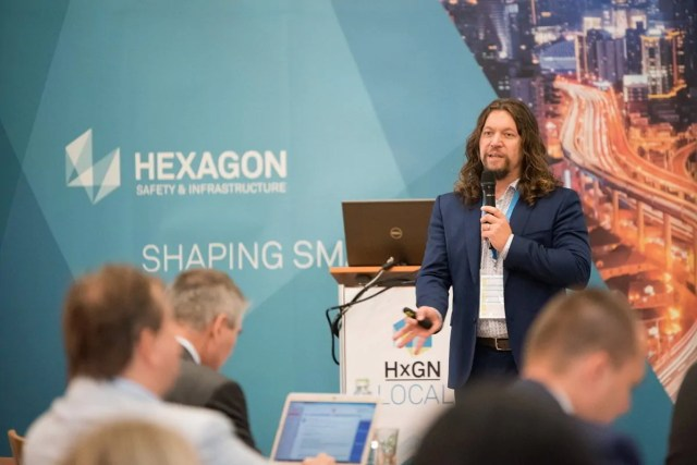 konference Intergraph Hexagon 2018 / GeoBusiness