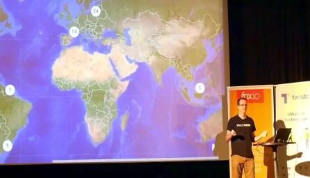 Matěj Laitl Spaceknow / GeoBusiness