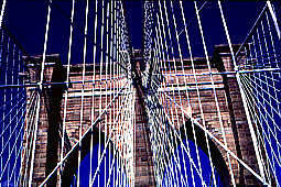 AA FINE ART GALLERY Photos NEW YORK Brooklyn Bridge 1