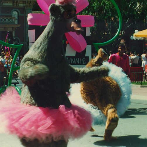 Totally Minnie Disneyland Hometown USA