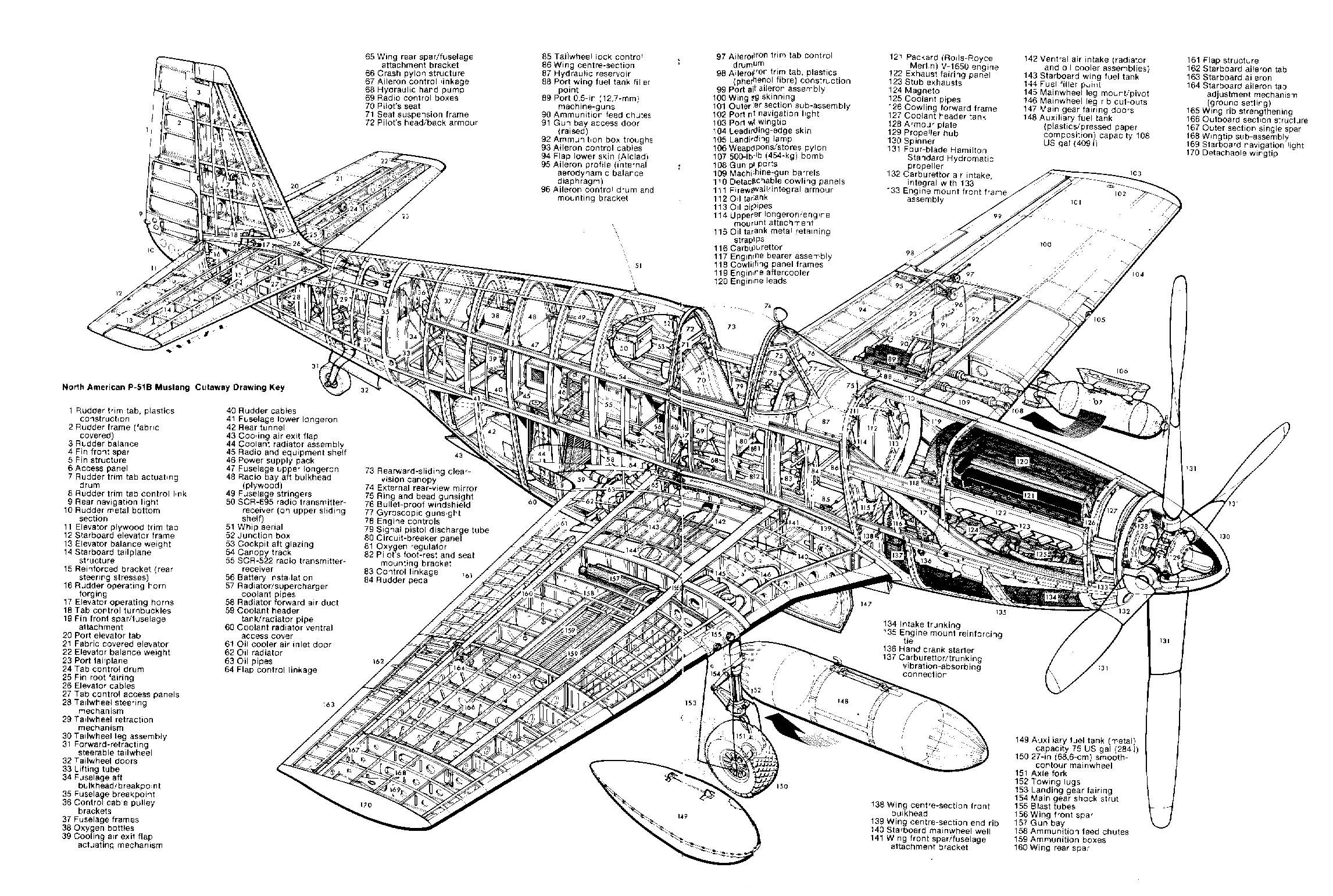 P 51 Mustang Blueprints Pictures To Pin