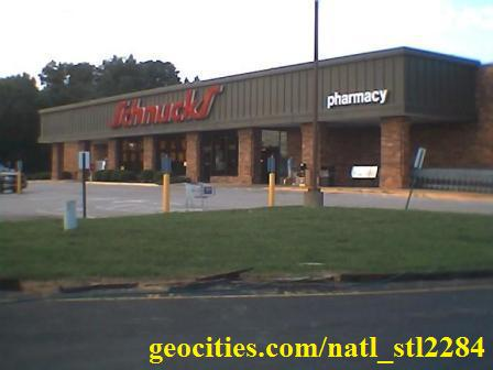 National Supermarkets St Louis Stores