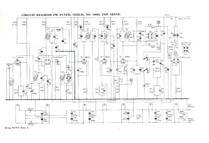 Quad ESL63 electrostatic speaker service diagnose repair schematic manual