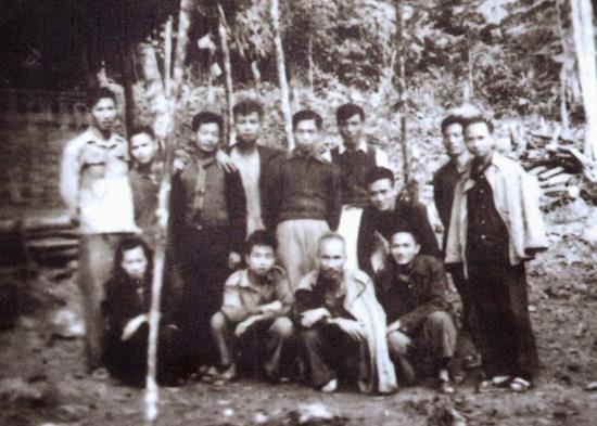 mùa Thu năm 1949
