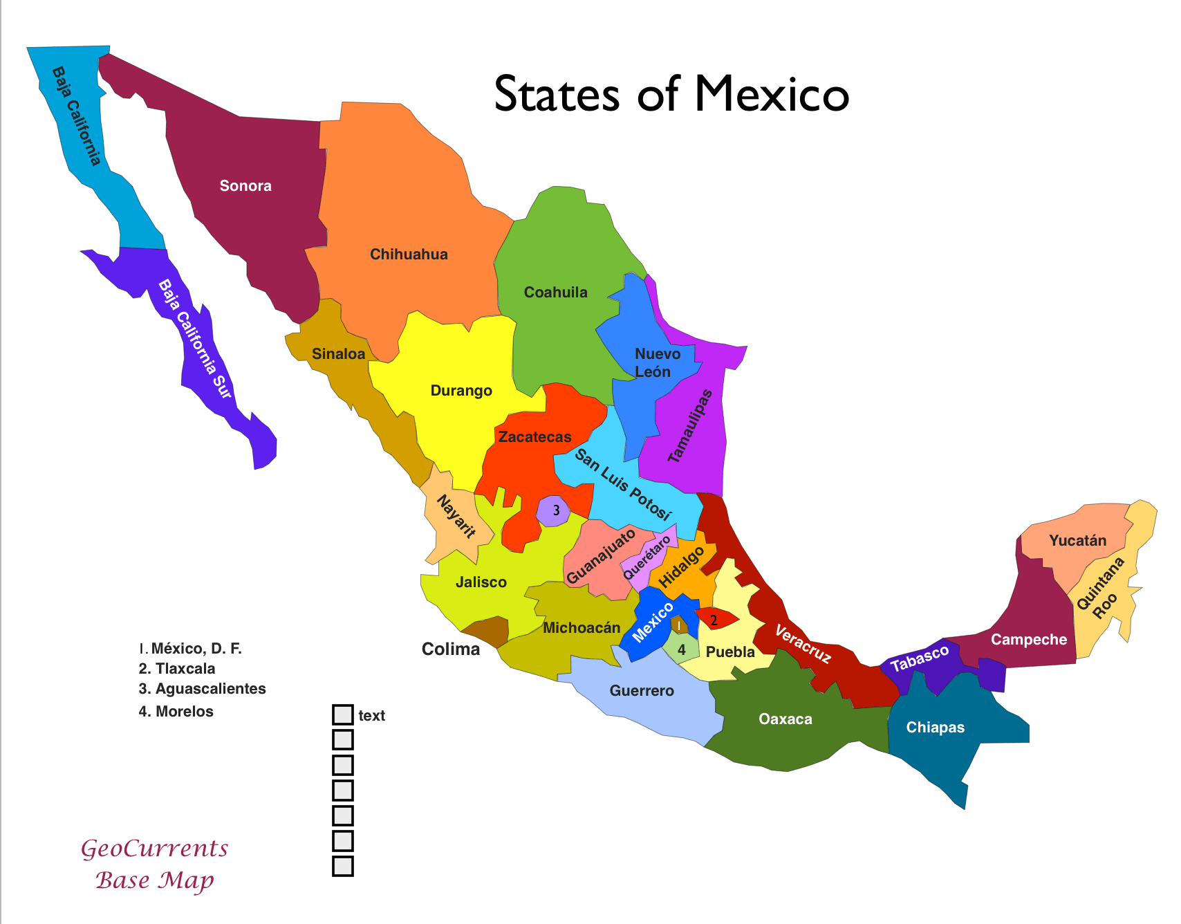 Customizable Maps Of Mexico Argentina Chile Peru And