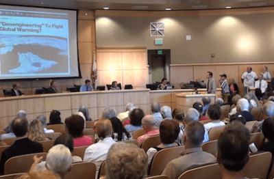Geoengineering Investigation Demanded By Shasta County Residents