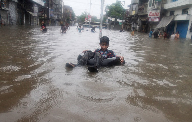 Pakistan Flooding