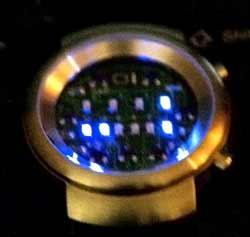 binary digital watch