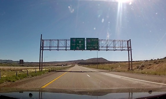 I-15-roadsign