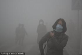 harbin pollution