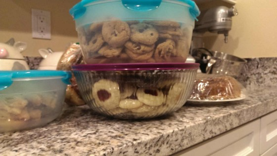 Helaine's baked goods