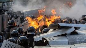 kiev fires