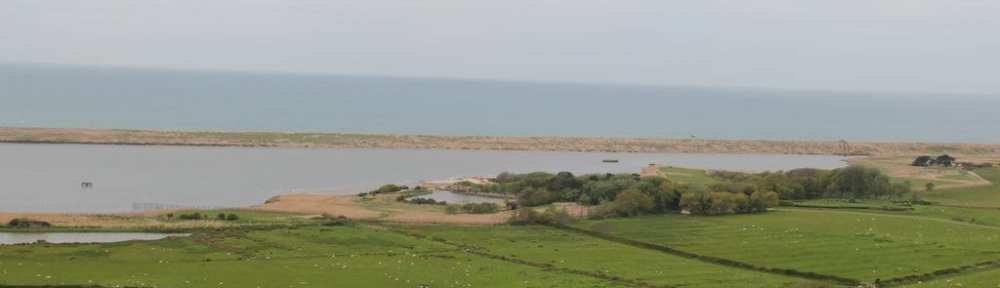 Abbotsbury To Weymouth On The South West Coast Path Geoff Jones