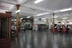 Inside Cargills store