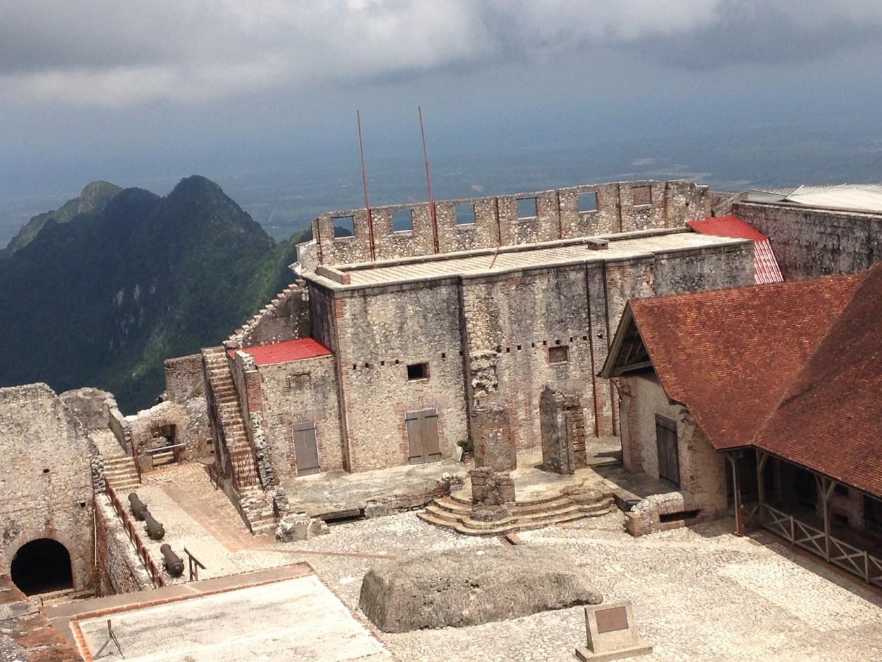 Backpack Haiti