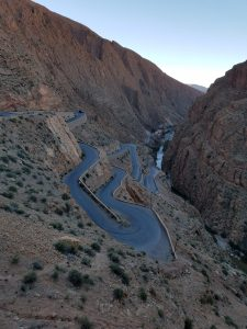 Dades Gorge Lookout