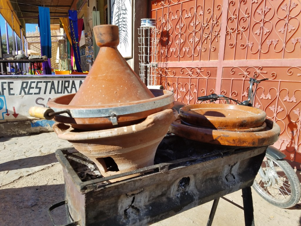 Traditional Moroccan Tagine