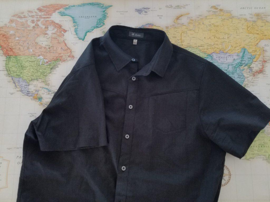 Ibex Merino Wool T Shirt